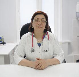 Хархарова Камила Магомедовна