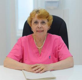 Лебединская Елена Леонидовна