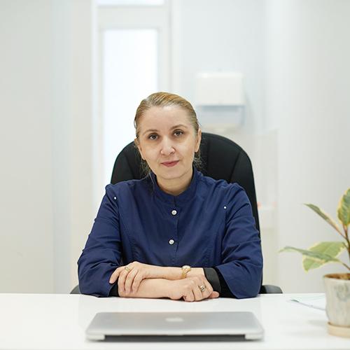 Муртузалиева Хадижат Шамсутдиновна
