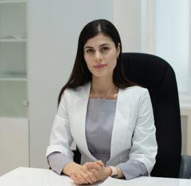 Омарова Анджела Ахиядовна