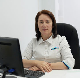 Османова Аминат Алибековна