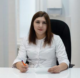 Османова Дженнет Абдурахмановна